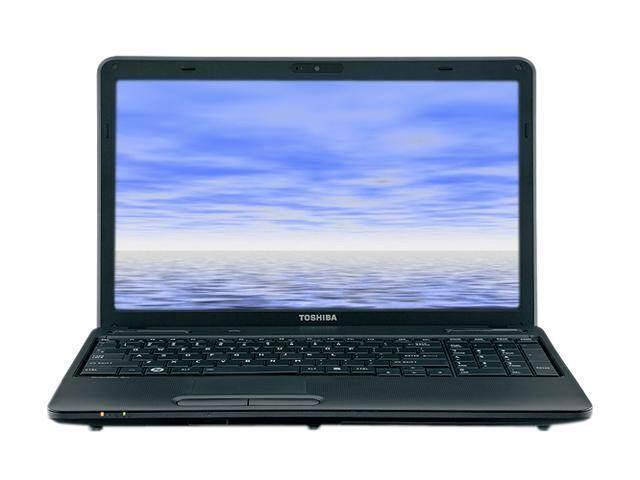 Toshiba Satellite Pro C650-EZ1511 15.6in. (250GB, 2.2GHz, 3GB) Notebook/Laptop - Malaysia