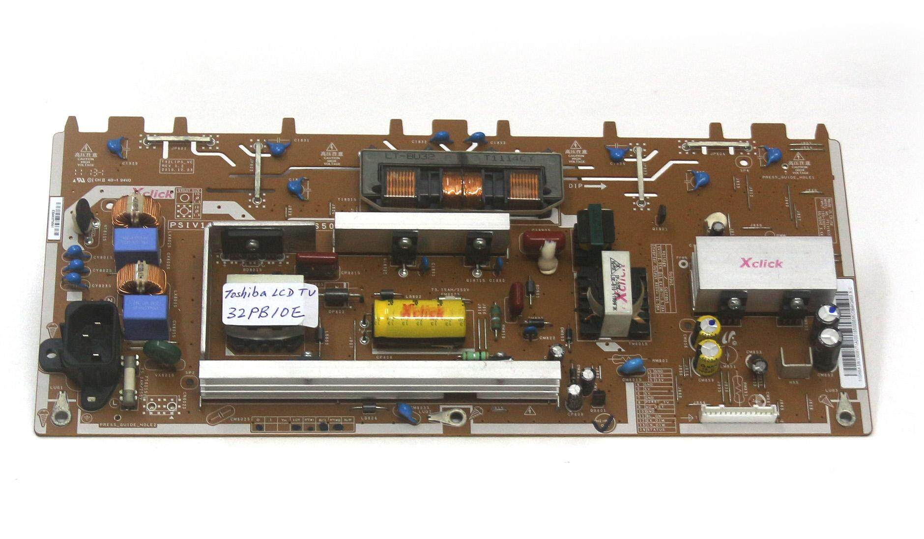 Power supply board For LCD TV Toshiba 32PB10E