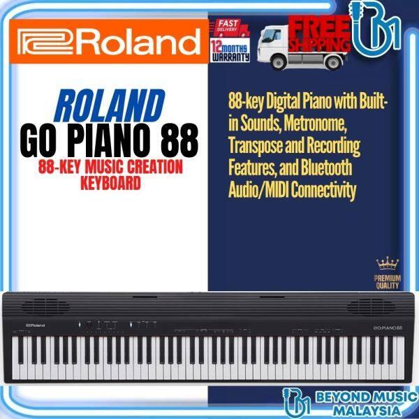Roland GO:PIANO88 88-key Music Creation Keyboard (GO PIANO88 / GOPIANO88 / GO-PIANO88 / GO-88P) Malaysia
