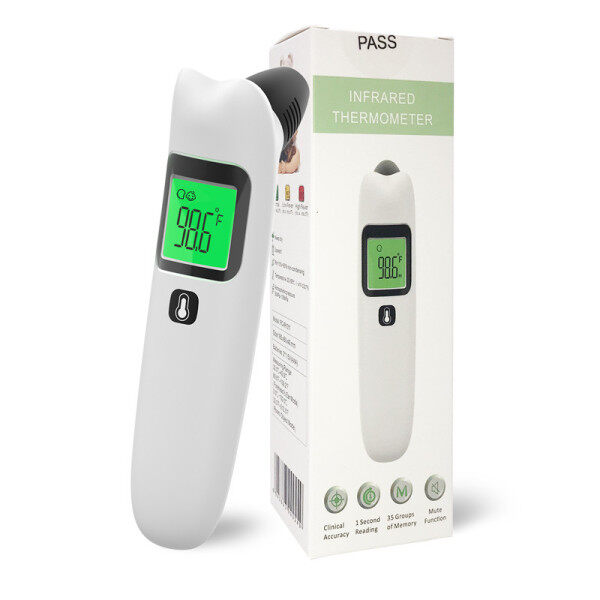 Baby Adult Forehead Thermometer Digital Infrared Body Temporal Thermometer on Sale