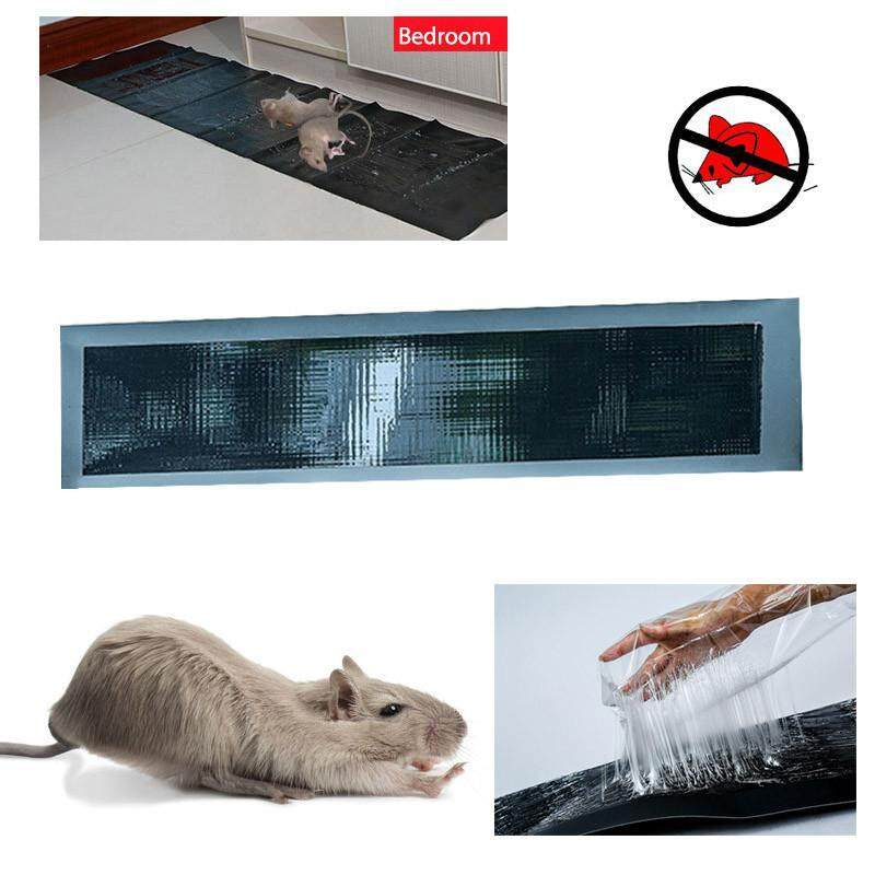 leegoal Trapping Rats Glue Blanket Mouse Insects Glue Traps Magic Carpet Big Size Mice Rodent Glue Traps Board Rug