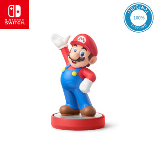 Nintendo Amiibo - Mario Peach Bowser- Phong Cách Đám Cưới (Super Mario Odyssey) thumbnail