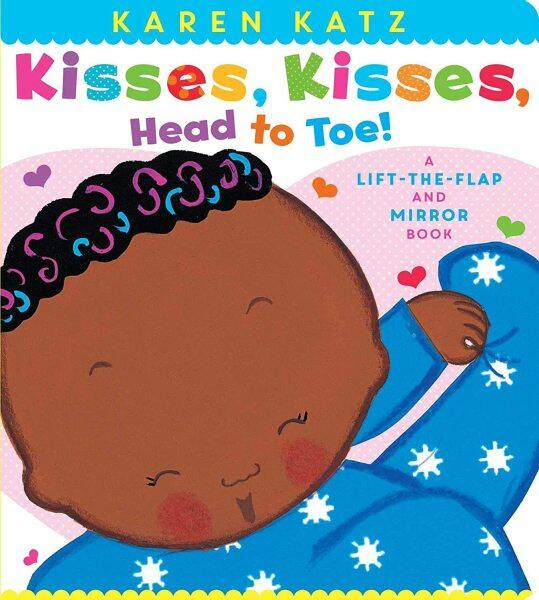 Kisses, Kisses, Head to Toe! A Lift-the-Flap and Mirror Book Malaysia