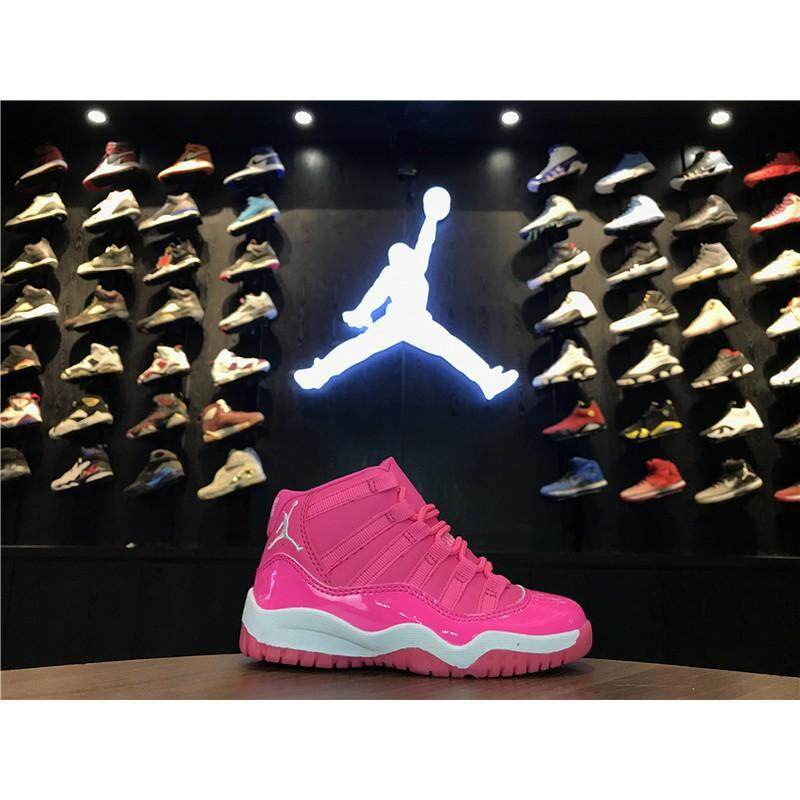 สอนใช้งาน  สมุทรสาคร Original_Nike_Kids_Air_Jordan_11_Retro_Sports_Basketball_Shoes_12