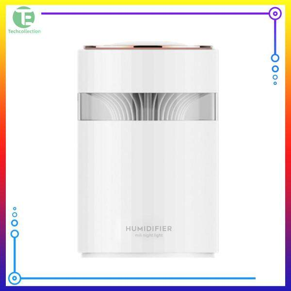 900ml Ultrasonic Air Humidifier Atmosphere ABS Essential Oil Diffuser Lamp for Home Office Singapore
