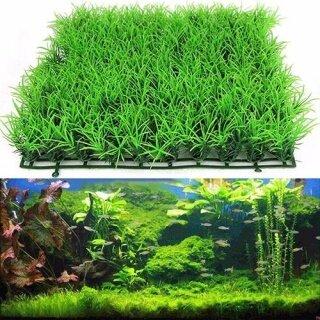 Cỏ xanh thủy sinh nhân tạo trang trí bể cá cảnh Huanhuang - INTL thumbnail