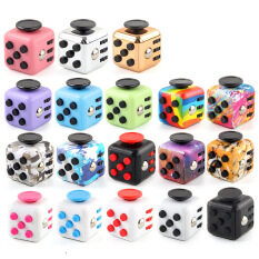 Pop It Bán The New Stress Reliever Finger Rubik's Cube Unzip Dice Toy Novelty