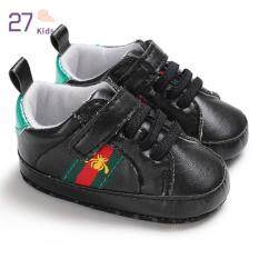 Giày Thể Thao Thời Trang Trẻ Em 27Kids Giày Thể Thao Siêu Nhẹ Cho Bé Trai Giày Đế Bằng Thông Dụng Thoáng Khí Cho Bé Gái Sơ Sinh