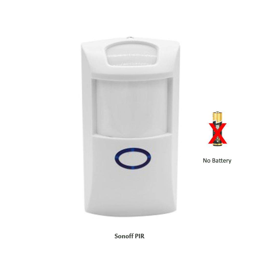 Sonoff PIR2 PIR Sensor 433Mhz RF PIR Sensor Smart Home Alarm Security Infrared Human Body Sensor