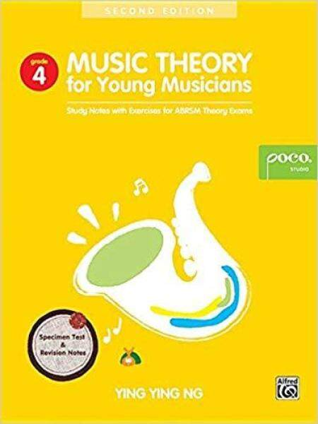 Music Theory for Young Musicians, Grade 4 Malaysia