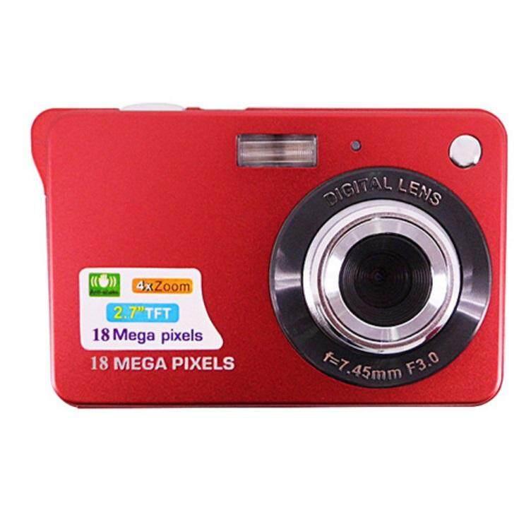 North Star Portable 18 Megapixels Digital Video Camera 2.7'' TFT Display Digital Zoom Video Camera