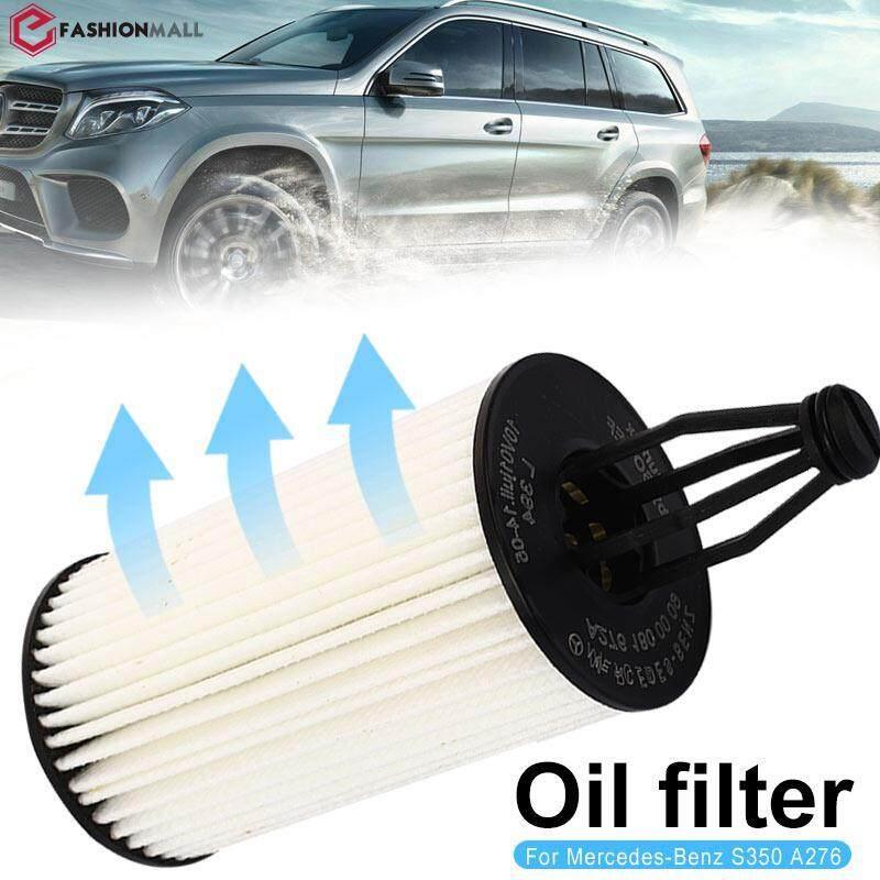 Rp 62.000. Efashionmall Benz M276 C300 C350 A2761800009 Minyak Mobil Filter Saringan Oli ...