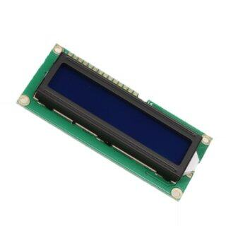 16-Character x 2-Line LCD Module Character Display Screen Blue Backlight thumbnail