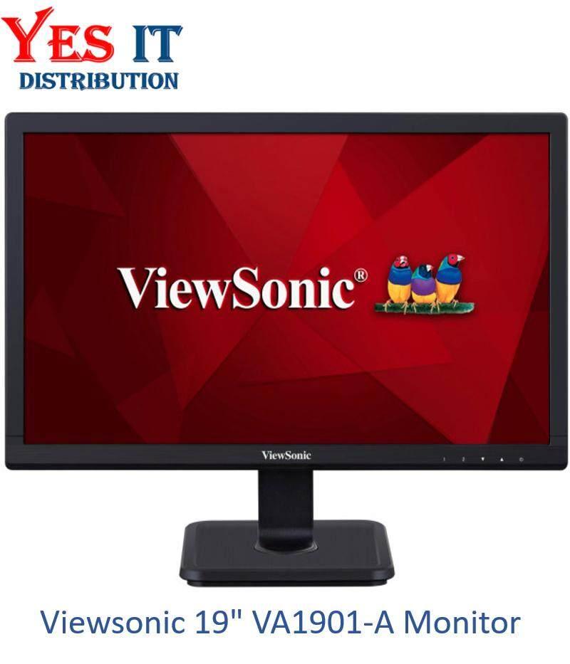 Viewsonic 19 VA1901-A Monitor Malaysia