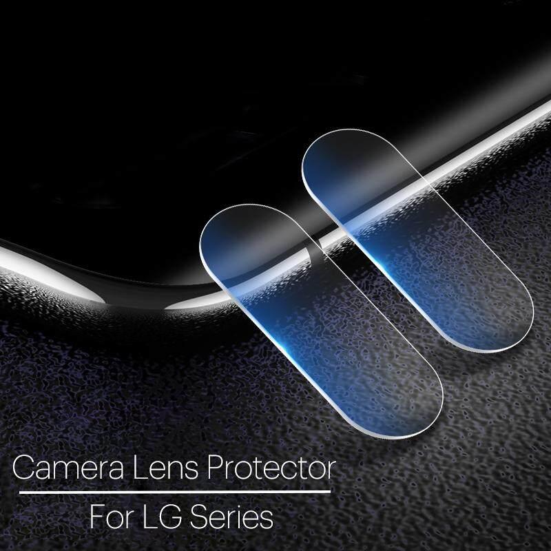(2 Pieces) Clear Camera Lens Protection Film For Lg Tempered Glass Back Camera Protector Cover For Lg V40 V30 V10 V20g5 G6 G7 Film.