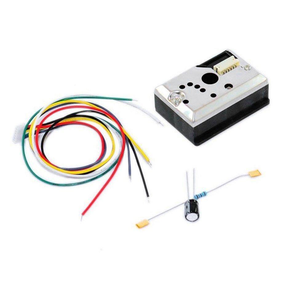 Hot Sale for SHARP Dust Sensor Module GP2Y1010AU0F Compact Size Dust Sensor Detecting