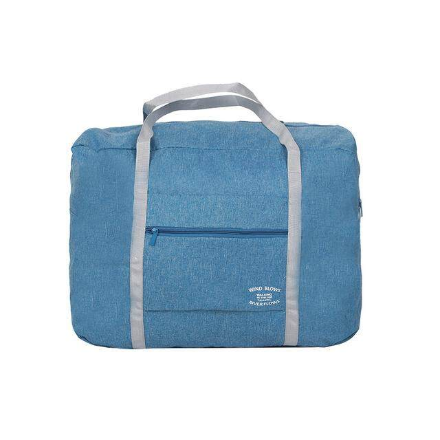 Enlarge Foldable Travel Bag Women Portable Big Duffle Bag Organizer Suitcases and Travel Bags Fashion Weekend Bag Garment Tote