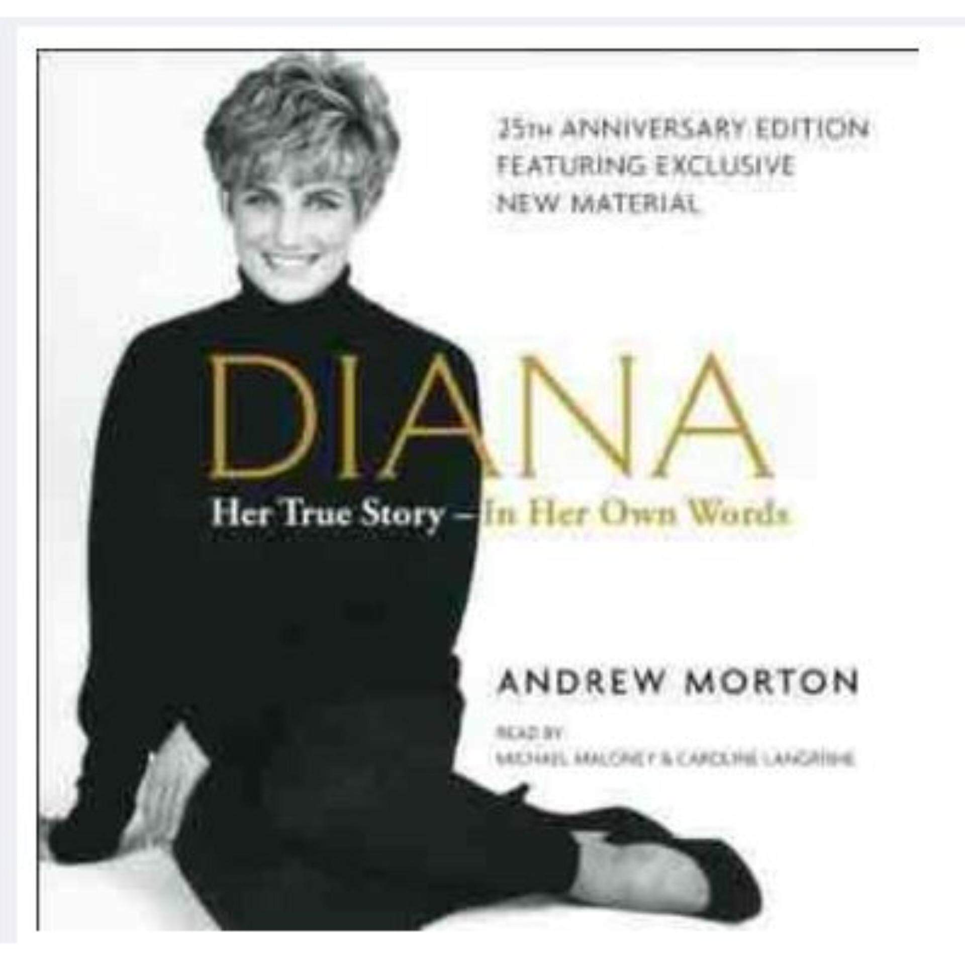 *ebook* Diana: Her true story by Andrew Marton (fast delivery)