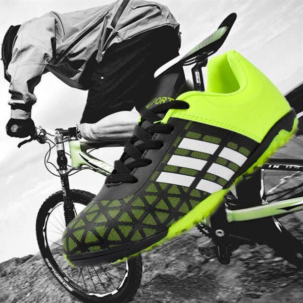 Đi Xe Đạp Giày Mtb Đường Clip Giày Đạp Xe Đường Trường Cho Nam Nữ, Giày Đạp Xe Thoáng Khí Chống Trượt Mtb Giày Thể Thao Ba Môn Phối Hợp Sneakers