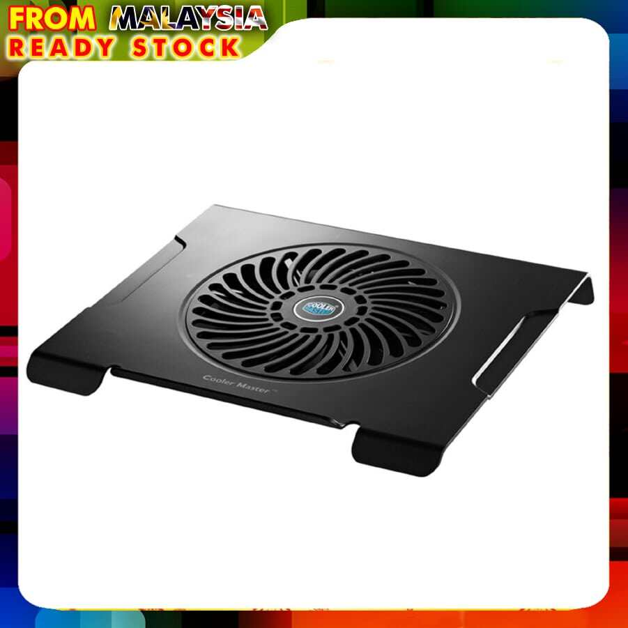 COOLER MASTER [NP24] NotePal CMC3 Silent Fan Laptop Cooling Pad For 14 /15  Laptop Malaysia
