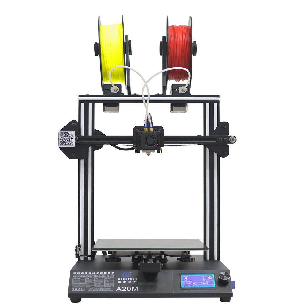 A20m 3d Printer With Two Color Printing By Freebang.