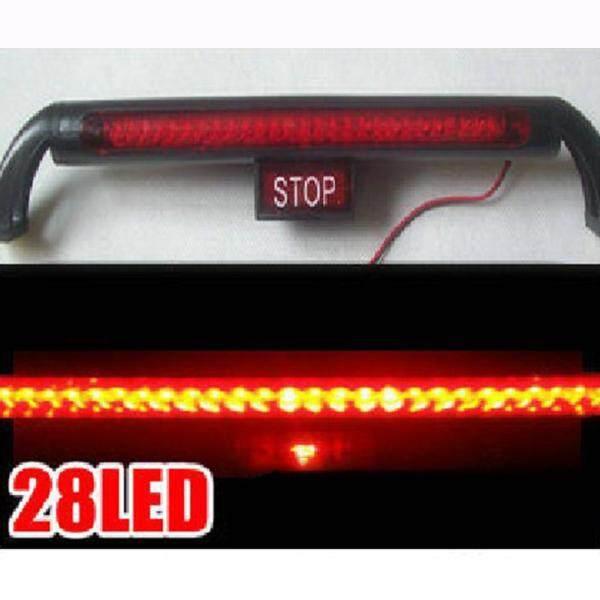 Đèn LED Phanh OEM, đèn LED 28 Cao Gắn Đèn Thả SUV Xe Tải Xe Phanh Đa Năng An Toàn Xe Đuôi Sáng Đèn (Kích Thước: 330*60 Mm)