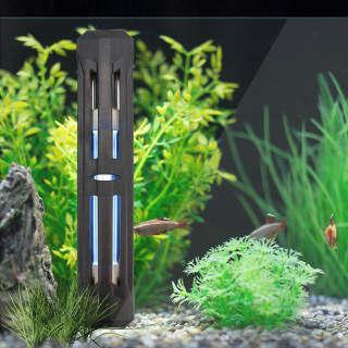 Đèn Diệt Khuẩn Maelovi Dùng Dưới Nước, Đèn Khử Trùng Bằng Tia UV Cho Bể Cá Bể Cá Đèn Diệt Khuẩn Tảo Biển Cực Tím CN ZY-UV307 thumbnail