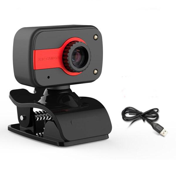 Bảng giá Huyapan 360 Độ Usb 12M Webcam Độ Nét Cao Web Cam Máy Ghi Hình Kỹ Thuật Số Có Micrô Cho Máy Tính Xách Tay Máy Tính Để Bàn Phong Vũ