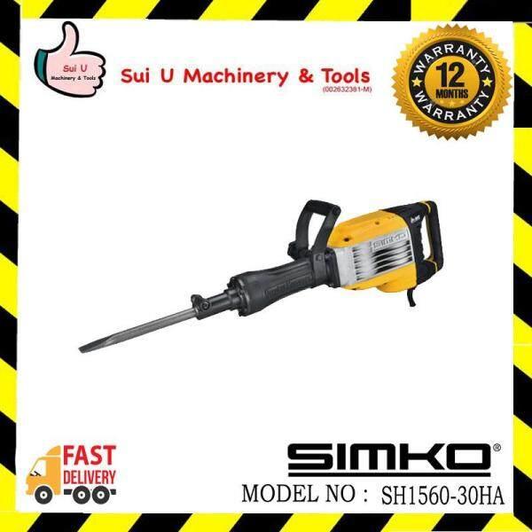 Simko SH1560-30HA Demolition Hammer 1500w