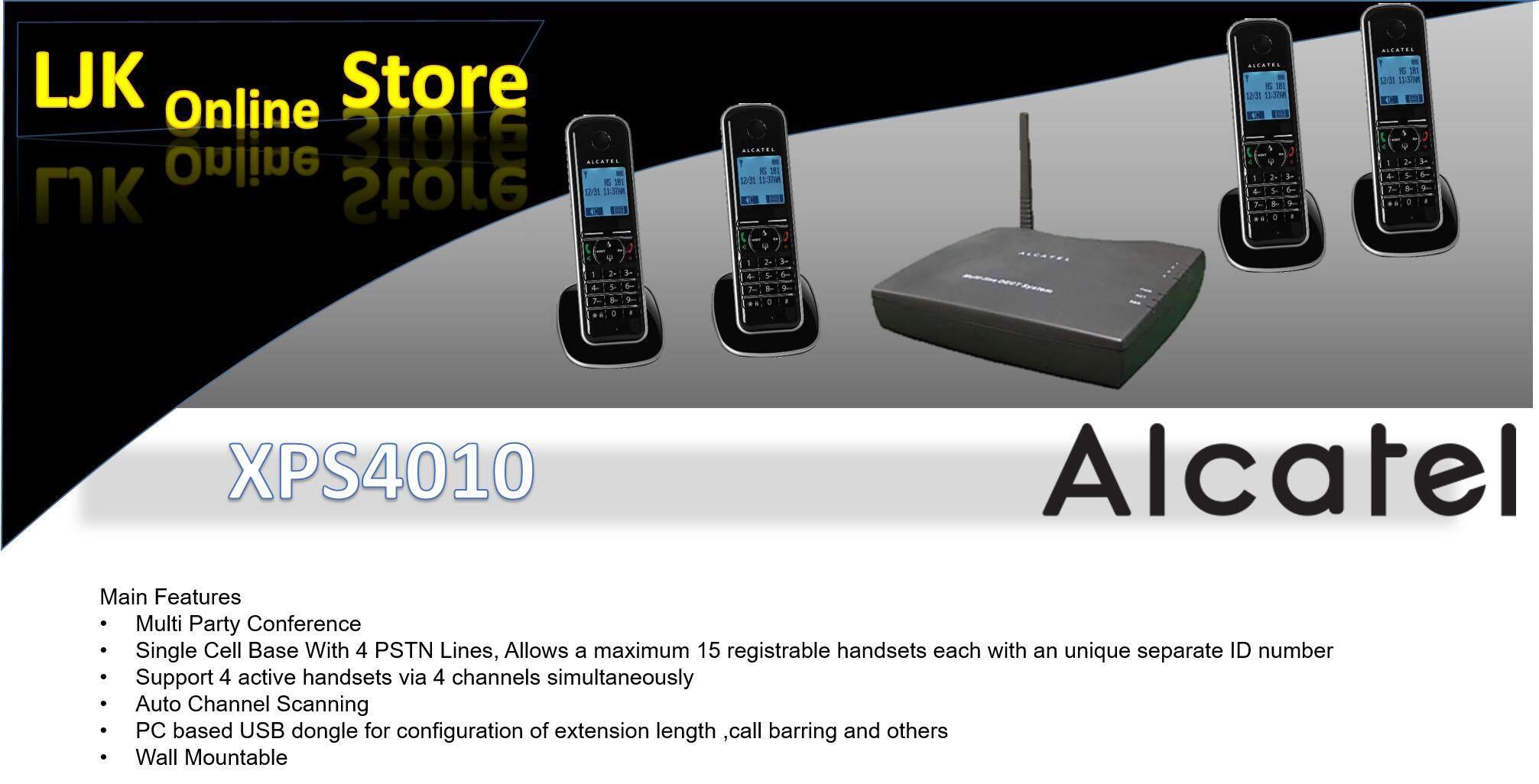 Alcatel XPS 4010