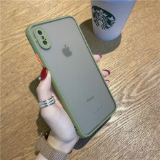 Ốp Honinga Dành Cho Apple Iphone X XR Xs Xs Max Ốp Lưng Ốp Cứng Bảo Vệ Sang Trọng Ốp Chống Sốc Mờ Đơn Giản Lai Trong Suốt Ốp Điện Thoại Ốp Lưng Vỏ Giáp Vỏ Chống Sốc Trong Suốt Vỏ Điện Thoại Ốp Mềm