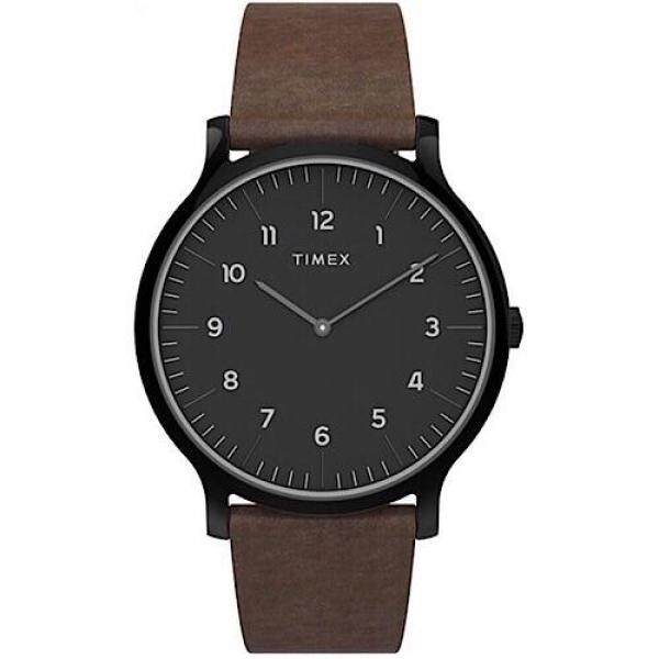 Timex Norway Leather Strap Watch ,40mm - TW2T66400 Malaysia