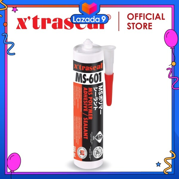 Xtraseal MS-601 MS Polymer Adhesive / Sealant 290ml