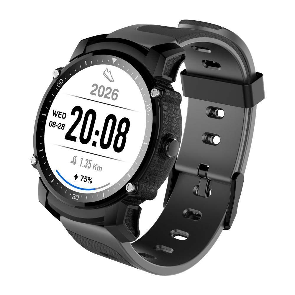 FS08 Bluetooth Smart Watch Waterproof IP68 Swim GPS Sports Fitnes Tracker Stopwatch Heart Rate Monitor Wristwatch