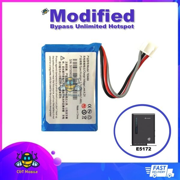 Battery For Huawei E5172 4G Router Malaysia