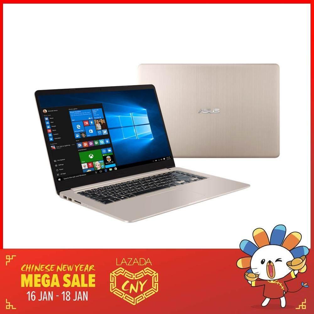 Asus Vivobook A510U-NEJ353T 15.6 FHD Laptop Gold (i5-8250U, 4GB, 1TB, MX150 2GB, W10) Malaysia