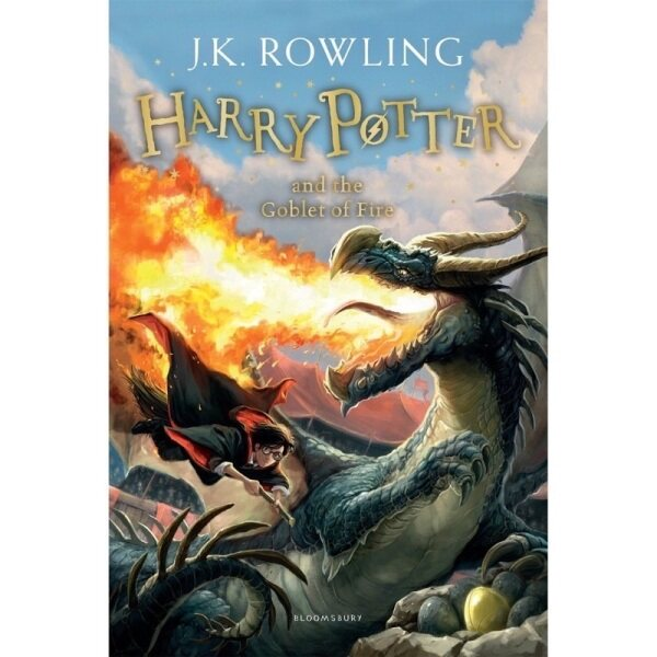 (UK4)Harry Potter The Goblet Of Fire Malaysia