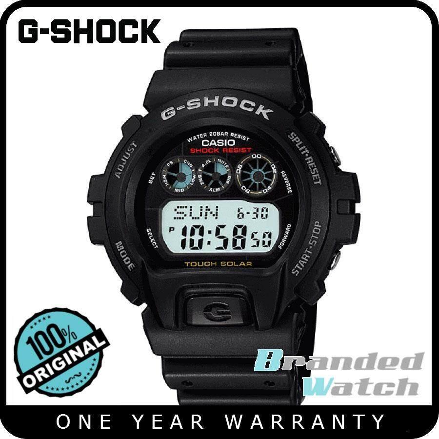 6d8bf9cc0ae46 Casio G-Shock G-6900-1DR Original Men s Classic Tough Solar Power Digital