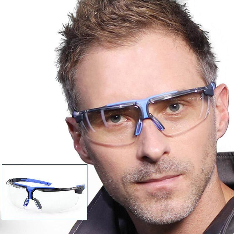 UVEX Safety Goggles Wear-resistant Anti-impact PC Lens Eyewear Protective Eyeglasses Anti-fog Dustproof Work Riding Goggles