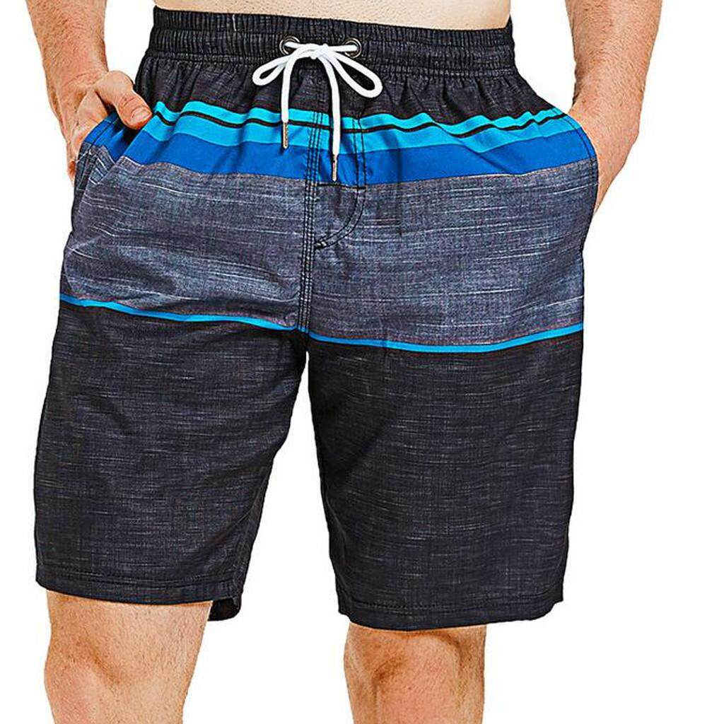 ee0a4bb936 Malloystore Men Spring Summer Trunks Quick Dry Beach Surfing Running  Swimming Short Pant No Brand
