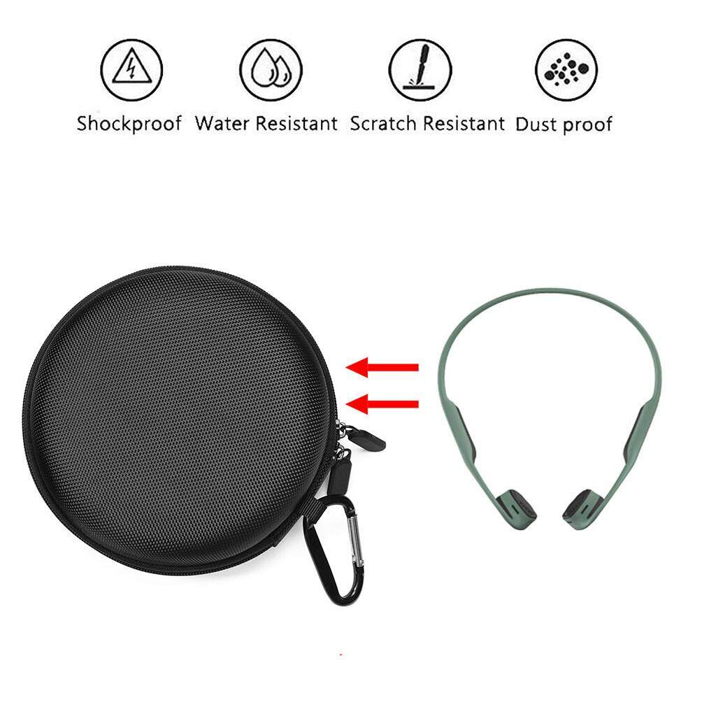 Travel Bag Portable Case for AfterShokz AS650Trekz Air Wireless Bone Headphones Malaysia