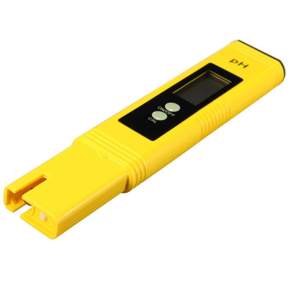 Malonestore Electric Digital PH Meter Tester Pocket Water Hydroponics Pen Aquarium Pool Test