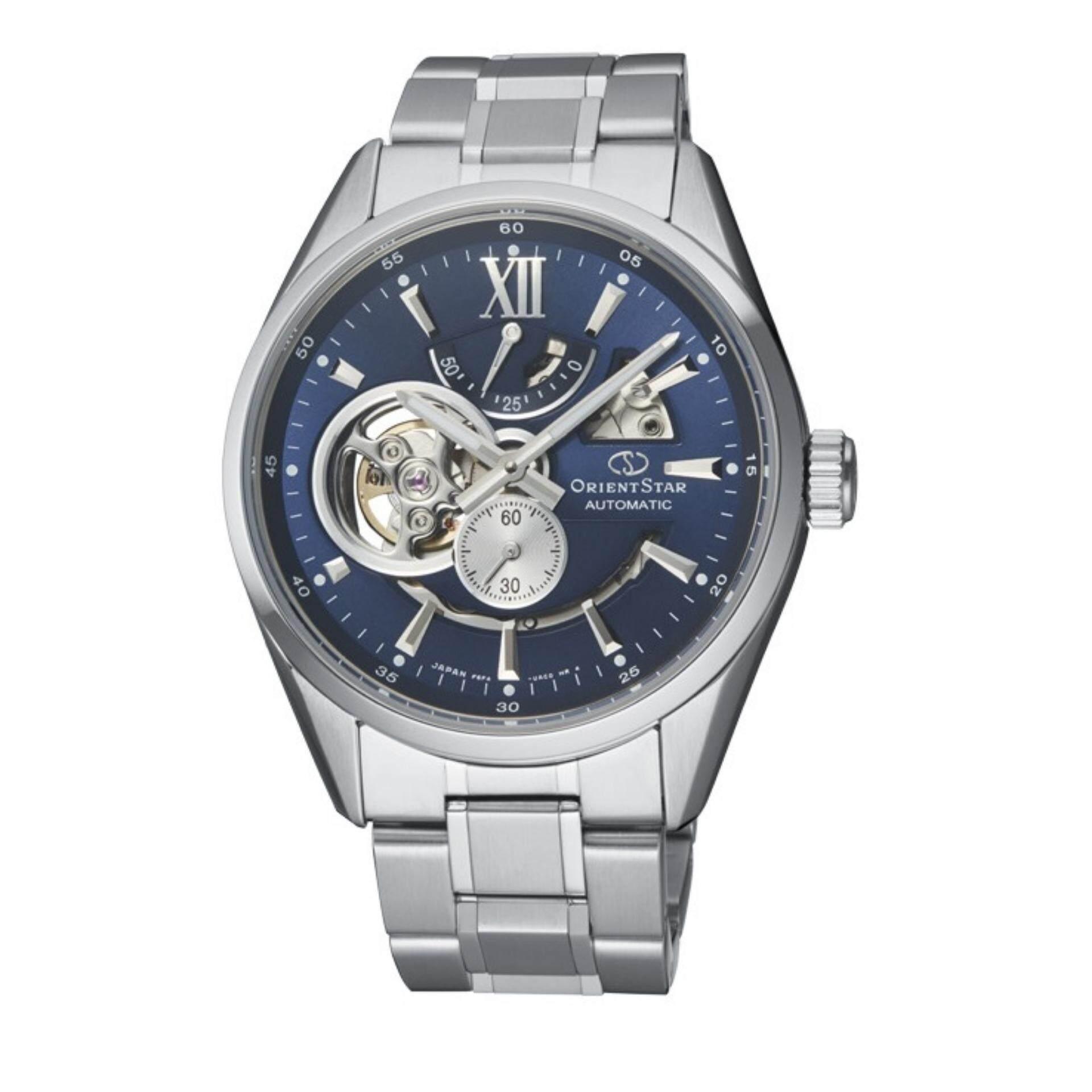 Orient Star RE-AV0003L00B Open Heart Series Automatic Mens Watch RE-AV0003L Malaysia