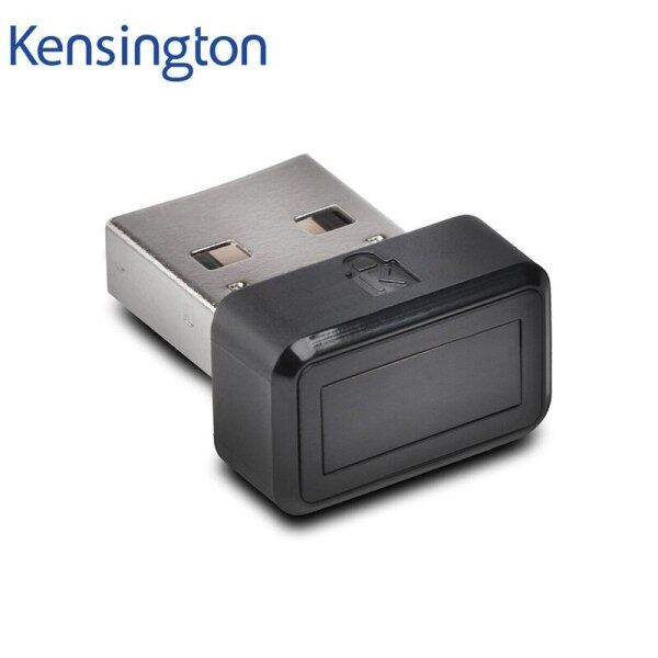 Kensington VeriMark USB Fingerprint Key Reader Laptop Fingerprint Lock for Windows Hello with FIDO U2F Anti-Spoofing K67977WW