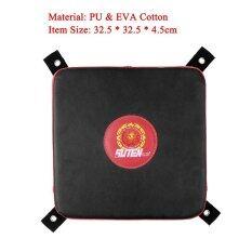 1 Cái Đấm Bốc Túi Pad Cát Túi Tập Thể Dục Taekwondo MMA Tay Đá Pad PU Leather Đào Tạo Bánh Muay Thái Foot Target