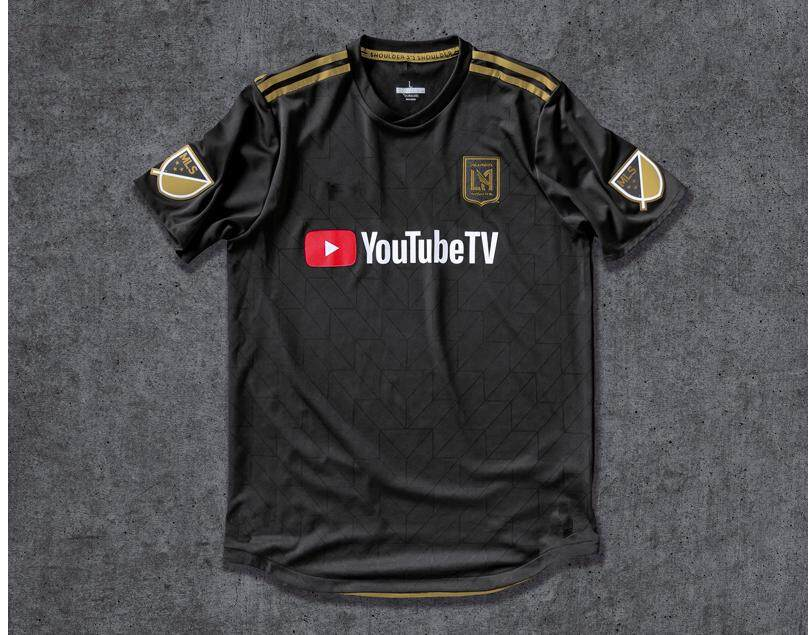 964b7f67273 Top Quality Los Angeles FC Home and Away and 3rd Football Jersey Soccer  Jersi training Shirt