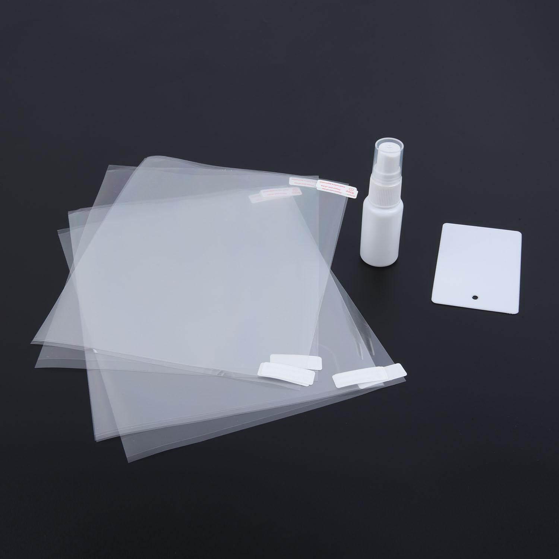 Valueshopping-Mal 4pcs Car Rearview Mirror Long-Lasting Durable Rainproof Film Hydrophobic Films By Valueshopping-Mal.