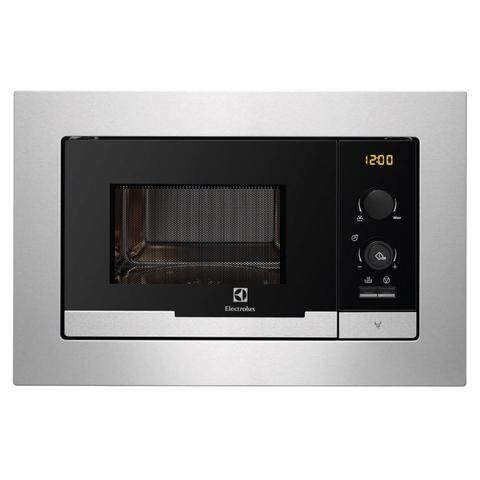 Electrolux Microwave Oven EMS2085X (20L) Built-in Microwave With Grill - Electrolux Malaysia Warranty