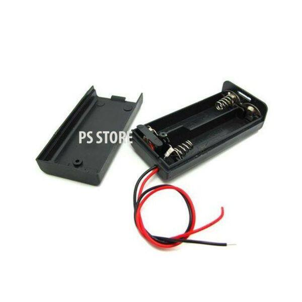 AA  Battery Holder c/w Cover & Switch 2X