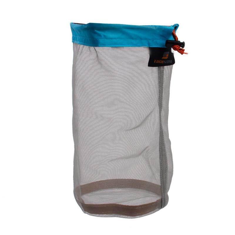 Ultra Light Mesh Stuff Sack Storage Bag for Tavel Camping